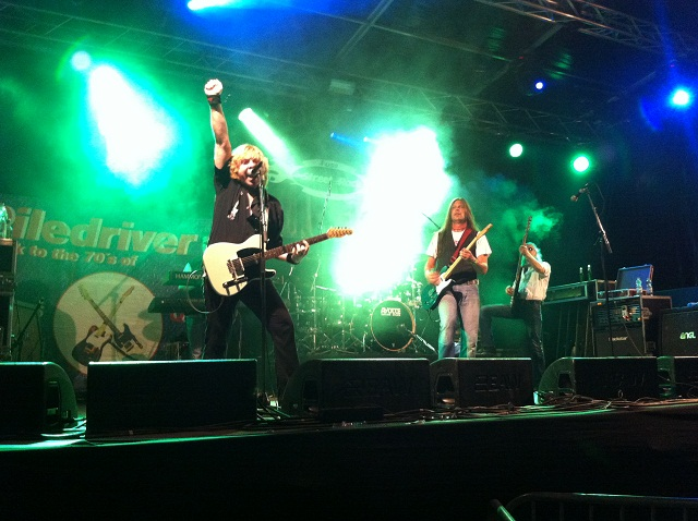 Bakel / NL - Streetrock Fuse Festival 07.07.2012