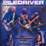 Piledriver 20thAnniversary BR2CD Cover Front