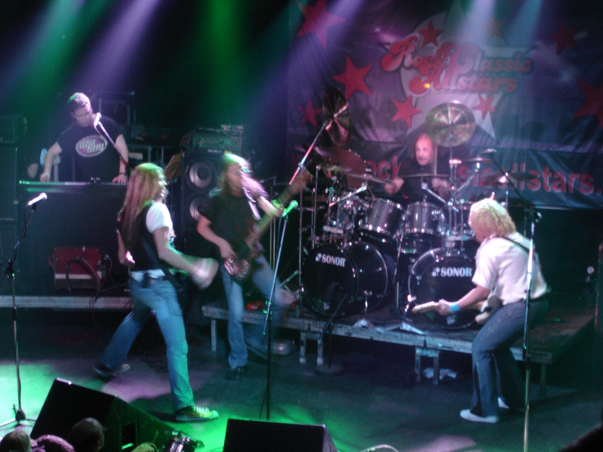 Rock Classic AllStars - Zeche Bochum - 9.12.2005